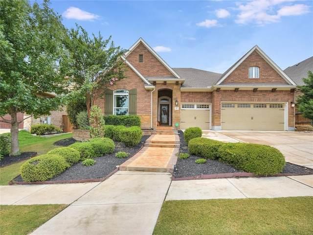 140 Claiborne Lake Ln, Georgetown, TX 78628 (#1248759) :: Zina & Co. Real Estate