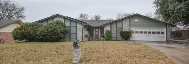 206 Red Oak Dr, Harker Heights, TX 76548 (#1250310) :: Papasan Real Estate Team @ Keller Williams Realty