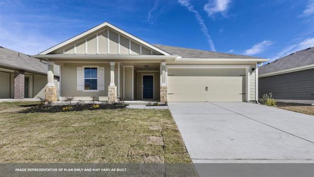 105 San Bernard Trl, Hutto, TX 78634 (#1252901) :: Zina & Co. Real Estate