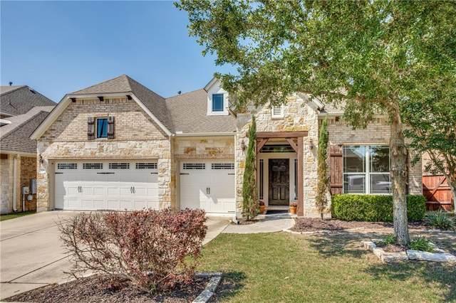 108 Azimuth Dr, Austin, TX 78717 (MLS #1253313) :: Green Residential