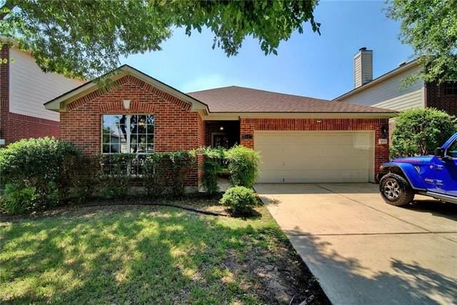 4021 Barlow Dr, Round Rock, TX 78681 (#1253802) :: Papasan Real Estate Team @ Keller Williams Realty