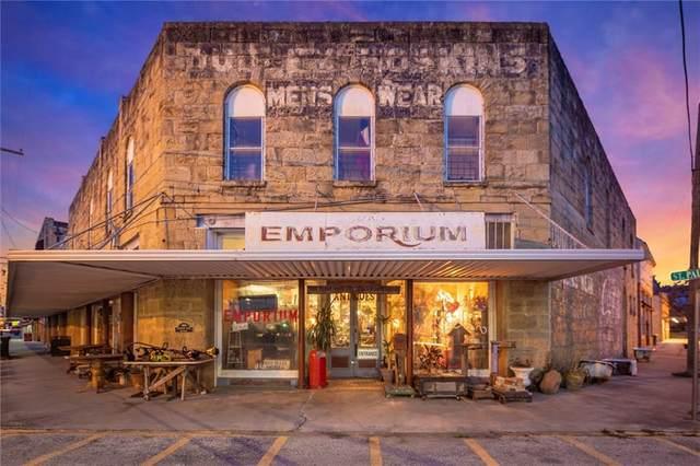 602 Saint Paul St, Gonzales, TX 78629 (MLS #1254151) :: Bray Real Estate Group