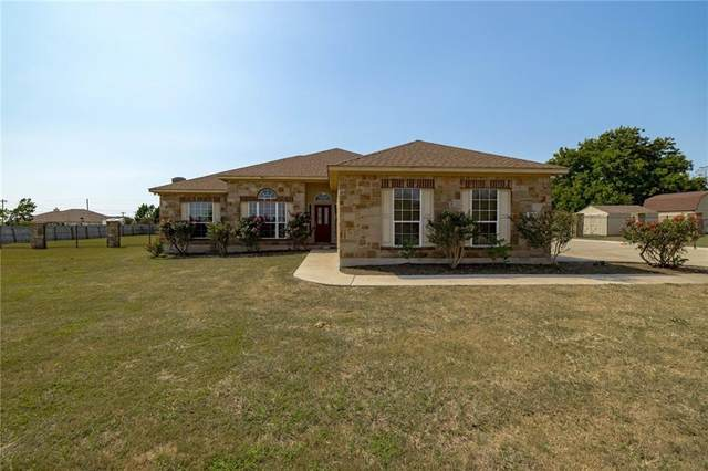 205 N Buckboard, Liberty Hill, TX 78642 (#1257484) :: Papasan Real Estate Team @ Keller Williams Realty