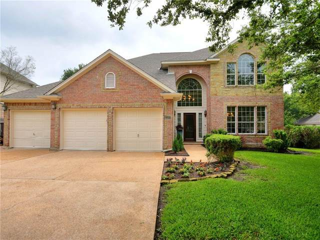 2303 Falkirk Cv, Round Rock, TX 78681 (#1257489) :: The Perry Henderson Group at Berkshire Hathaway Texas Realty