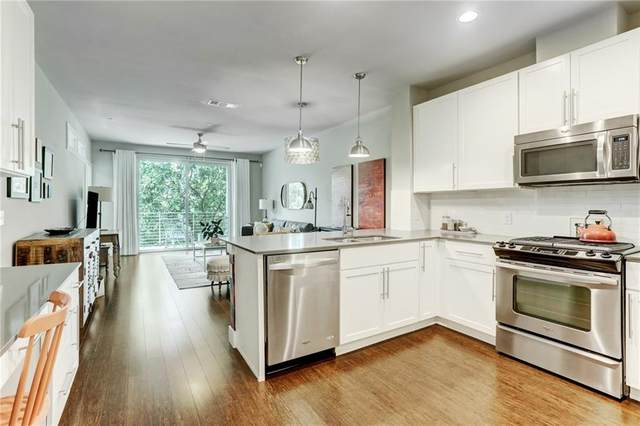 2805 Dulce Ln #1021, Austin, TX 78704 (#1259619) :: Papasan Real Estate Team @ Keller Williams Realty