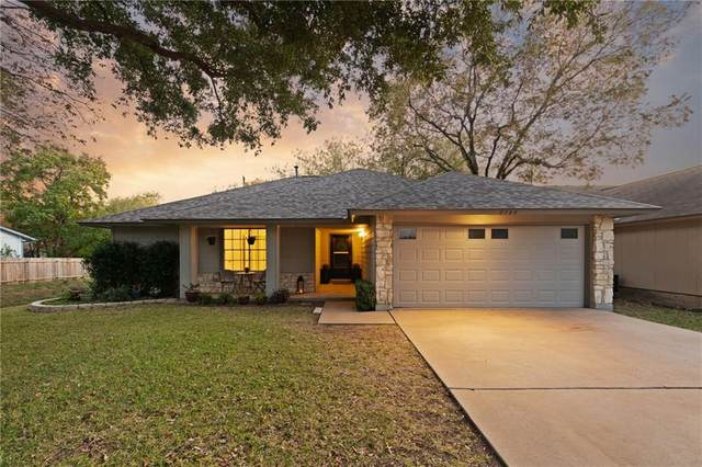 2705 Crownspoint Dr, Austin, TX 78748 (#1260809) :: First Texas Brokerage Company
