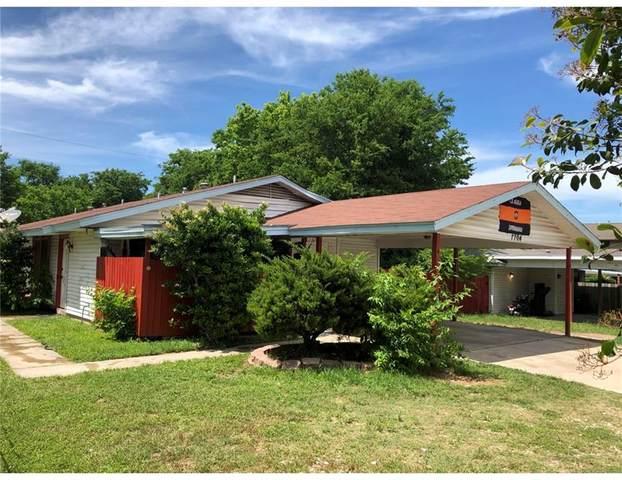 7704 Northcrest, Austin, TX 78752 (#1260897) :: The Heyl Group at Keller Williams