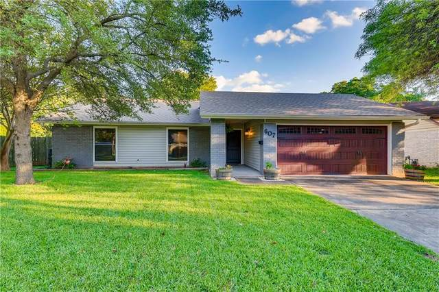 607 Old Stone Rd, Austin, TX 78745 (#1260956) :: The Heyl Group at Keller Williams