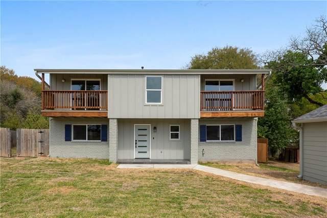 6104 Reicher Dr, Austin, TX 78723 (#1262504) :: Ben Kinney Real Estate Team