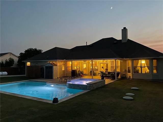 124 Hobby Horse, Liberty Hill, TX 78642 (#1262619) :: Zina & Co. Real Estate
