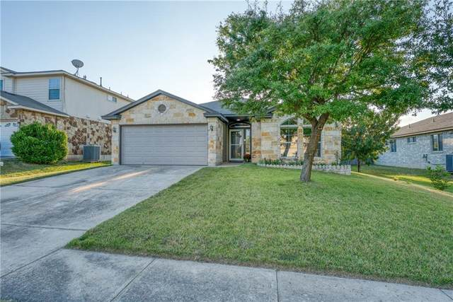 1003 Clayton Dr, Leander, TX 78641 (#1263460) :: Papasan Real Estate Team @ Keller Williams Realty