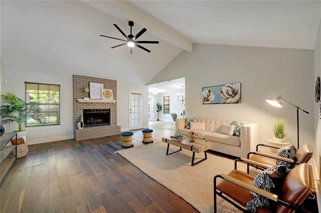 2608 Hilltop St, Round Rock, TX 78681 (#1263687) :: Papasan Real Estate Team @ Keller Williams Realty