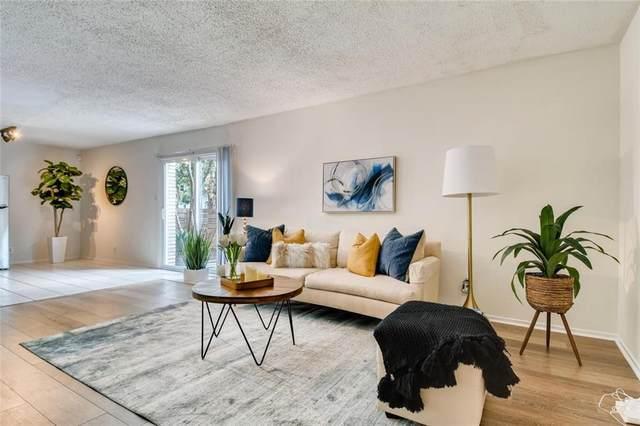 7801 Shoal Creek Blvd #129, Austin, TX 78757 (#1263968) :: Ben Kinney Real Estate Team