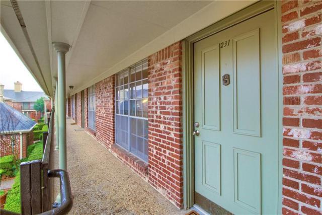 7920 Rockwood Ln #231, Austin, TX 78757 (#1266292) :: Amanda Ponce Real Estate Team