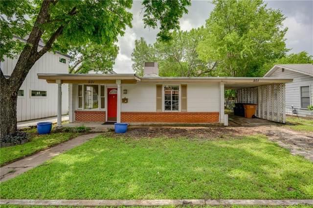 501 W 55th St, Austin, TX 78751 (#1266918) :: Papasan Real Estate Team @ Keller Williams Realty