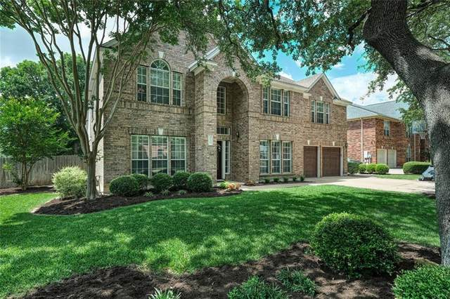 16919 Mouse Trap Dr, Round Rock, TX 78681 (#1267089) :: Realty Executives - Town & Country