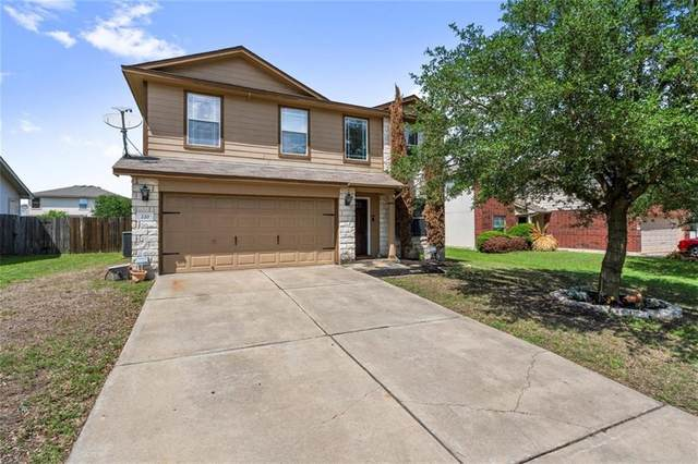 220 Wegstrom St, Hutto, TX 78634 (#1268379) :: The Summers Group
