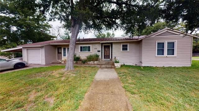 416 S Guadalupe St, Lockhart, TX 78644 (#1269670) :: Papasan Real Estate Team @ Keller Williams Realty