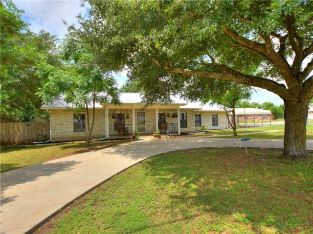 200 White Eagle Pass, Georgetown, TX 78626 (#1271494) :: The Heyl Group at Keller Williams