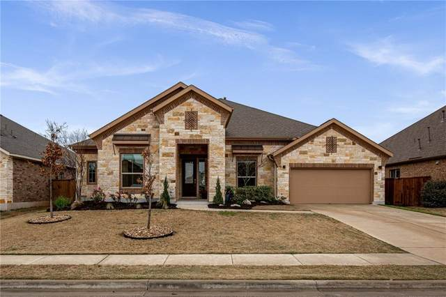 208 Hedgerow Ln, Liberty Hill, TX 78642 (#1272100) :: Papasan Real Estate Team @ Keller Williams Realty