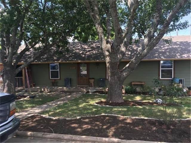 2205 Magnolia Dr, Round Rock, TX 78664 (#1272108) :: Papasan Real Estate Team @ Keller Williams Realty