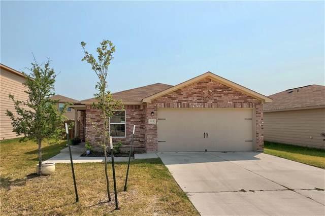 112 Barney Ln 11B, Jarrell, TX 76537 (#1273009) :: Papasan Real Estate Team @ Keller Williams Realty