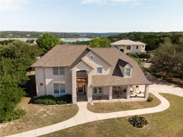18702 Venture Dr, Point Venture, TX 78645 (#1273677) :: Watters International