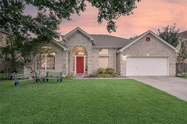 306 Steeplechase Dr, Georgetown, TX 78626 (#1277423) :: R3 Marketing Group