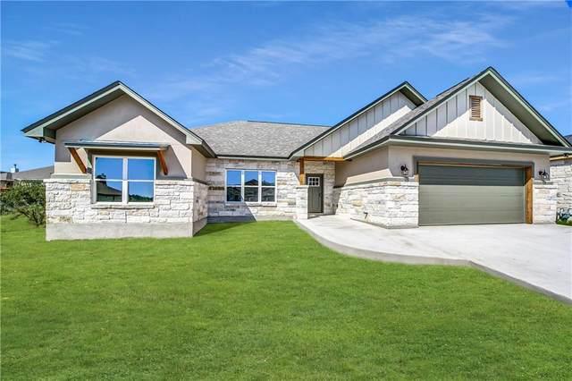 219 Dudley Way, Fredericksburg, TX 78624 (#1278578) :: Papasan Real Estate Team @ Keller Williams Realty