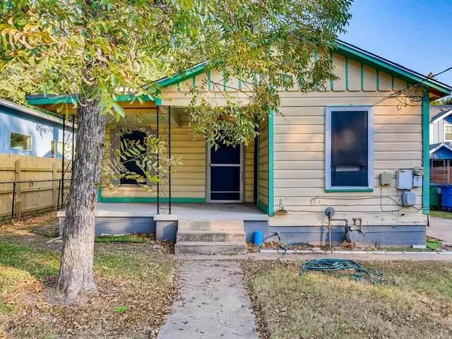 911 Linden St, Austin, TX 78702 (#1281508) :: RE/MAX Capital City