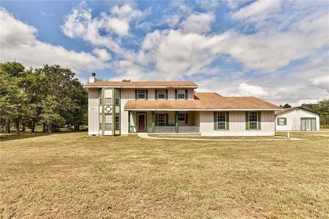 531 County Road 380, Milano, TX 76556 (MLS #1281637) :: Vista Real Estate