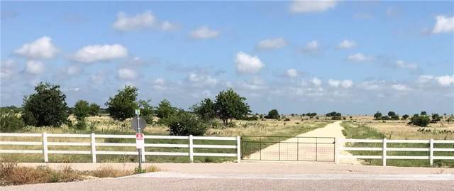 Lot 13 Saxon Ln Ln, Bertram, TX 78605 (#1281682) :: RE/MAX Capital City