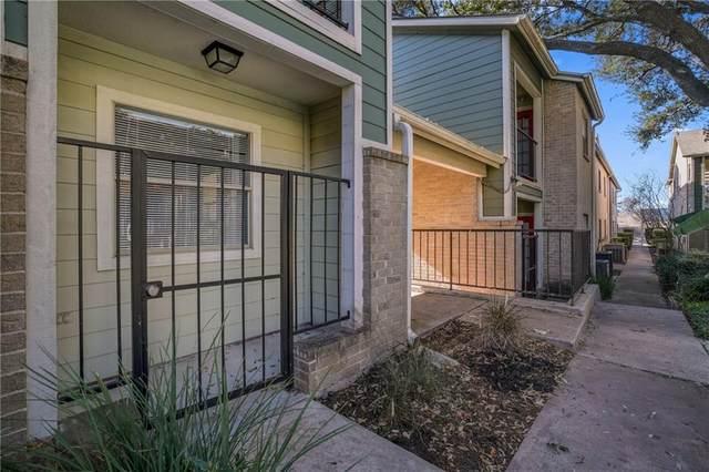 2104 Cullen Ave 7-109, Austin, TX 78757 (#1282987) :: Lauren McCoy with David Brodsky Properties