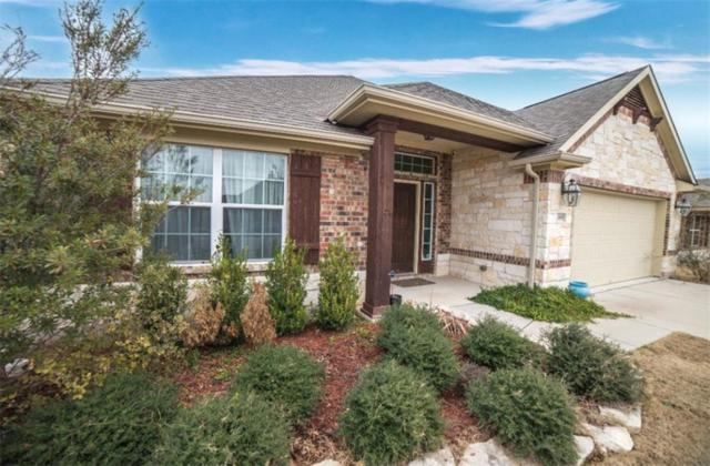 8309 Reggio St, Round Rock, TX 78665 (#1283027) :: Watters International