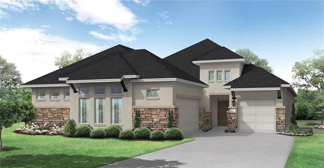 2525 Carretera Dr, Leander, TX 78641 (#1283504) :: Zina & Co. Real Estate