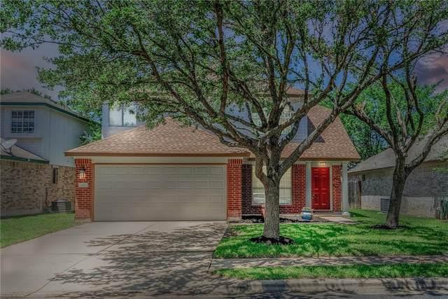 811 House Creek Dr, Leander, TX 78641 (#1286153) :: Papasan Real Estate Team @ Keller Williams Realty