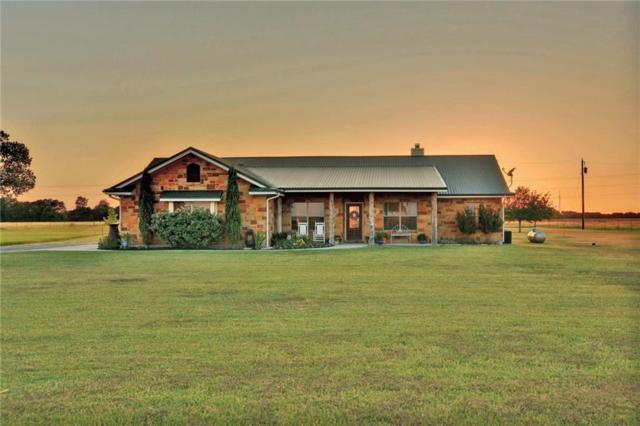 1854 County Road 134, Hutto, TX 78634 (#1286909) :: The Perry Henderson Group at Berkshire Hathaway Texas Realty