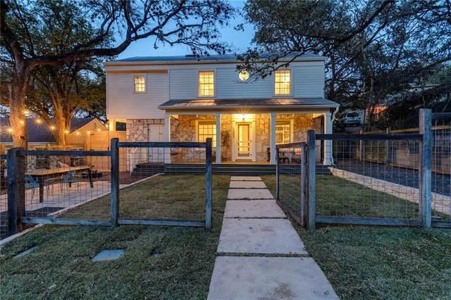 1303 Bonham Ter, Austin, TX 78704 (#1291210) :: Realty Executives - Town & Country