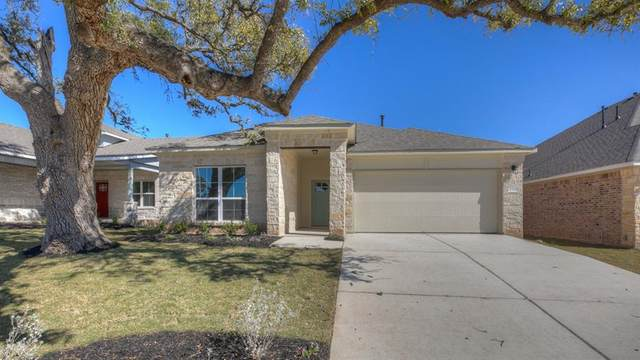 2320 Singletree Bnd, Georgetown, TX 78628 (#1292587) :: The Perry Henderson Group at Berkshire Hathaway Texas Realty