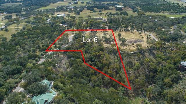 LOT 6 Contrails Way, Spicewood, TX 78669 (#1292600) :: The Perry Henderson Group at Berkshire Hathaway Texas Realty