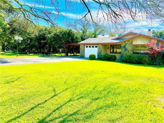 317 Sunset Dr, Burnet, TX 78611 (#1293326) :: Papasan Real Estate Team @ Keller Williams Realty