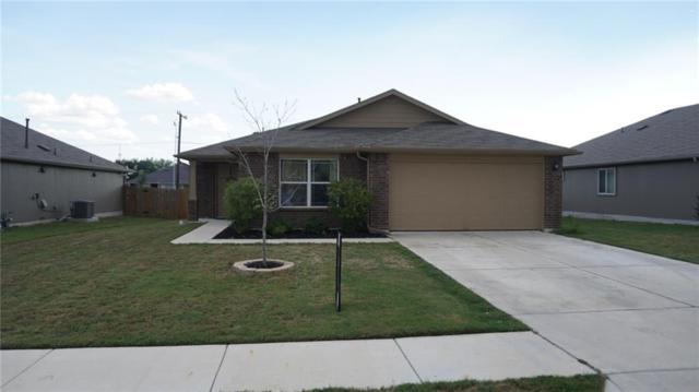 316 Foxglove Dr, Hutto, TX 78634 (#1293683) :: Austin Portfolio Real Estate - The Bucher Group