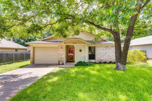 8503 Ruddington Dr, Austin, TX 78748 (#1294286) :: The Smith Team