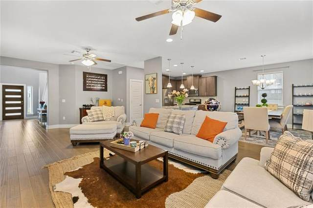 608 Bernstein St #15, Austin, TX 78745 (#1294767) :: Ben Kinney Real Estate Team