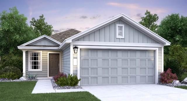 844 Circle Way, Jarrell, TX 76537 (#1295044) :: Ana Luxury Homes