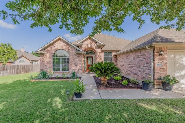 20213 Treyburn Ln, Pflugerville, TX 78660 (#1295336) :: The Heyl Group at Keller Williams