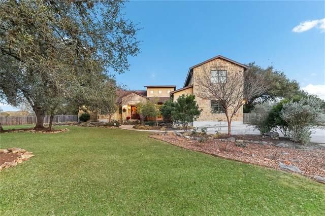 3121 Summit Ridge Dr, San Marcos, TX 78666 (#1295751) :: First Texas Brokerage Company