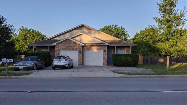 2300 S Bagdad Rd, Leander, TX 78641 (#1296916) :: Papasan Real Estate Team @ Keller Williams Realty