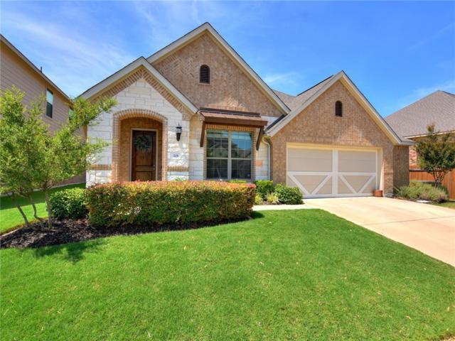 201 Bluehaw Dr, Georgetown, TX 78628 (#1296923) :: Papasan Real Estate Team @ Keller Williams Realty
