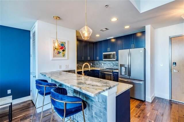 360 Nueces St #1418, Austin, TX 78701 (#1297413) :: Lauren McCoy with David Brodsky Properties
